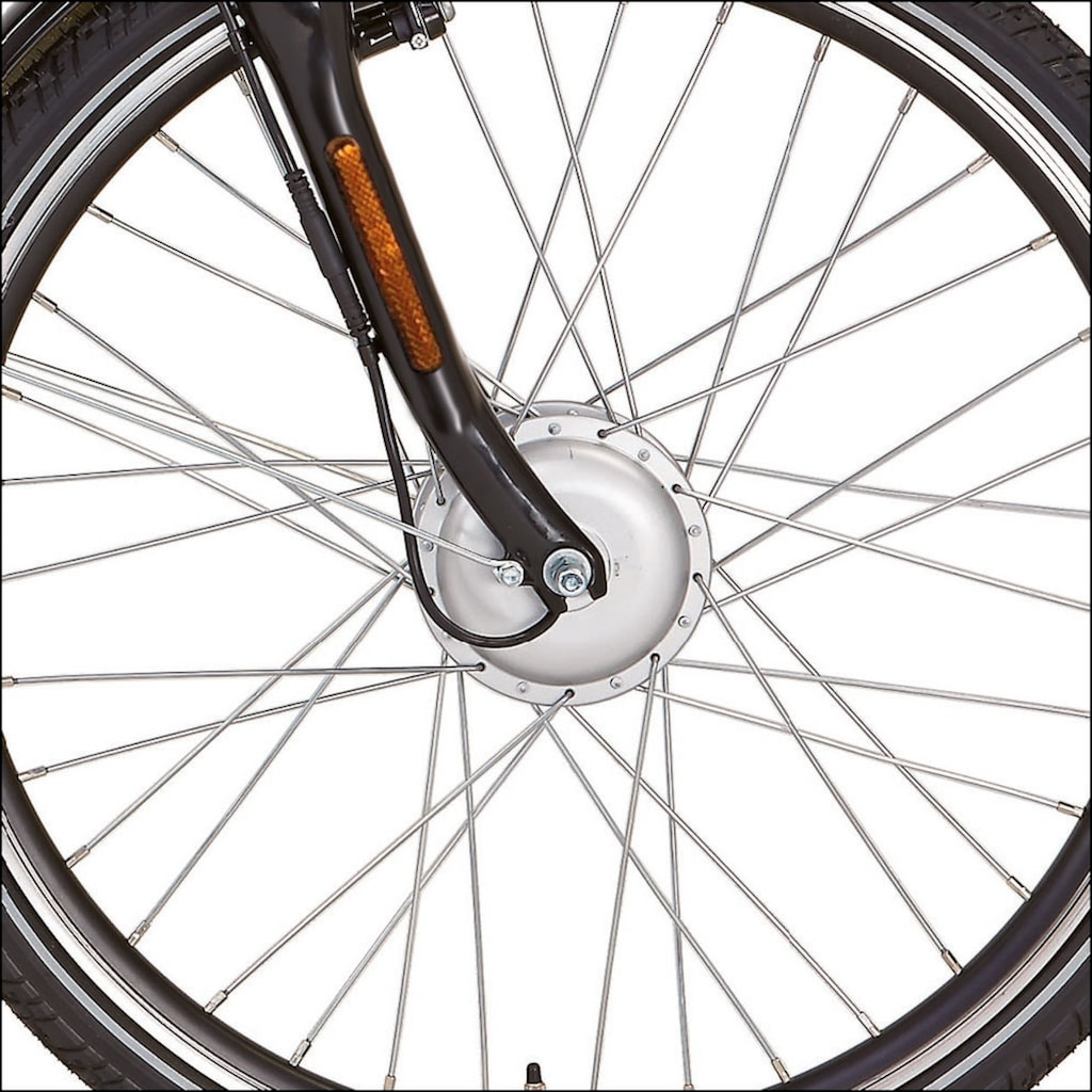 Didi THURAU Edition E-Bike »Alu City Rad-Roller 3in1 Plus«