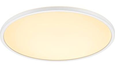 Nordlux LED Deckenleuchte »OJA 242 IP20 2700K 3-STEP DÆMP HVID«, LED-Board, Warmweiß,... kaufen