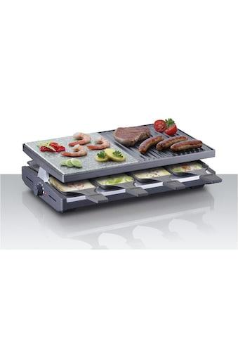 Steba Raclette RC 58, 8 Raclettepfännchen, 1200 Watt kaufen