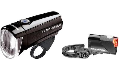 Trelock Fahrradbeleuchtung »LS 350 I - GO SPORT« (Set, Front -  und Rücklicht) kaufen