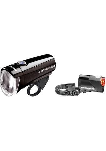 Trelock Fahrradbeleuchtung »LS 350 I-GO SPORT«, (Set, Front- und Rücklicht) kaufen