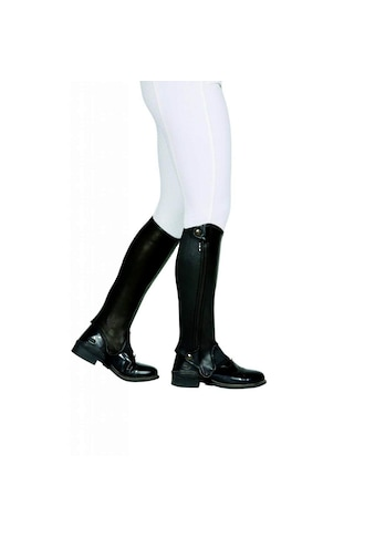 Dublin Beinstulpen »Evolution Halblange Leder - Chaps mit seitlichem Reißverschluss, für Erwachsene« kaufen