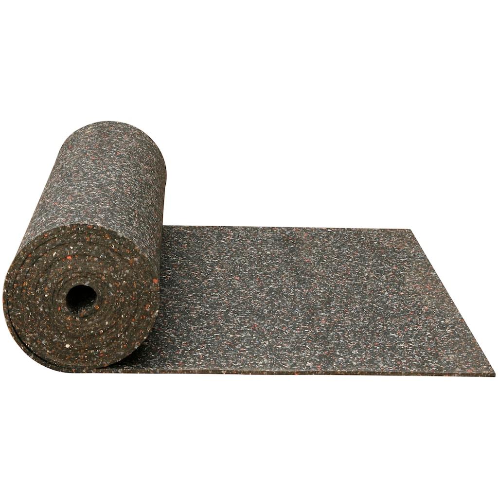 SZ METALL Gummimatte, zur Dämpfung, 100x125 cm (LxB)