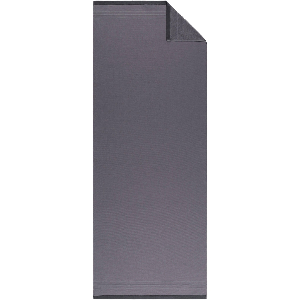 Egeria Saunatuch »Dori«, (1 St.), mit Streifenbordüre