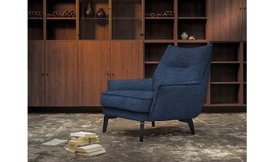 furninova Loungesessel »Willow«, bequemer Loungesessel im skandinavischen Design kaufen