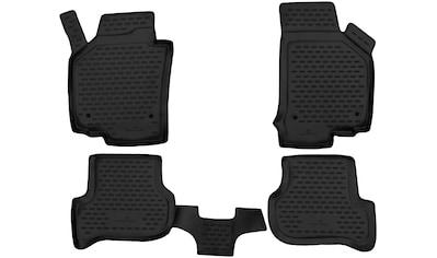 WALSER Passform-Fußmatten »XTR«, (4 St.), für Opel Insignia B Schrägheck Bj 03/2017 -... kaufen