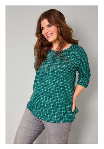 Janet & Joyce by Happy Size Print - Shirt kaufen