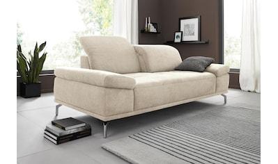 Places of Style 3-Sitzer »Caluna«, mit Sitztiefen- und Kopfteilverstellung kaufen
