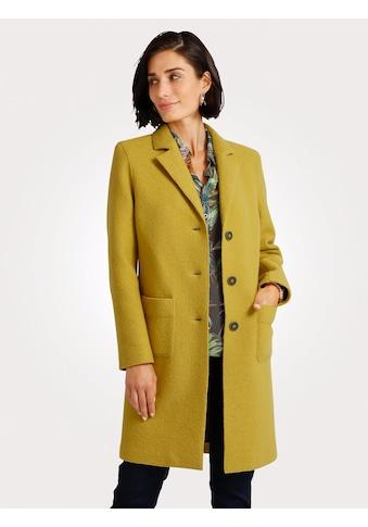 Mona Kurzmantel aus reiner Wolle kaufen