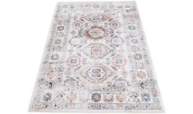 carpetfine Teppich »Vintage Liana_4«, rechteckig, 6 mm Höhe, Orient Vintage Look kaufen