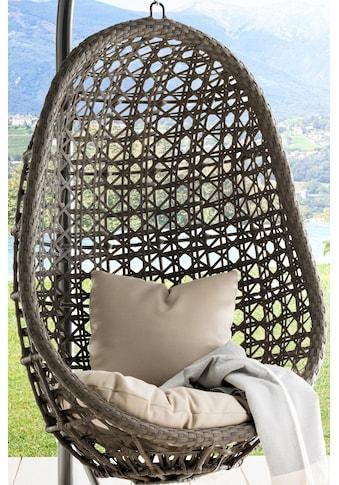 DESTINY Hängestuhl »Coco«, Polyrattan, nur Korb ohne Gestell, inkl. Sitzkissen kaufen