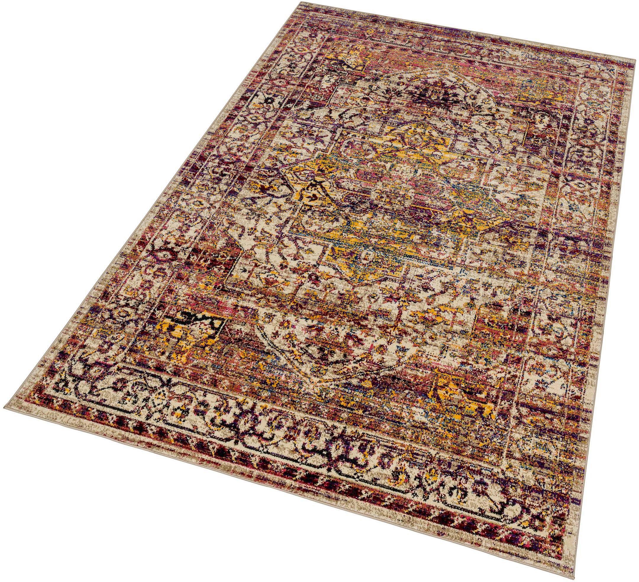 Teppich Catania 1818 ASTRA rechteckig Höhe 11 mm maschinell gewebt