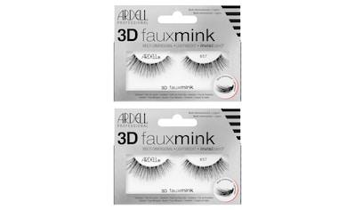 ARDELL Bandwimpern »3D Faux Mink 857«, aus seidigem Synthetik kaufen