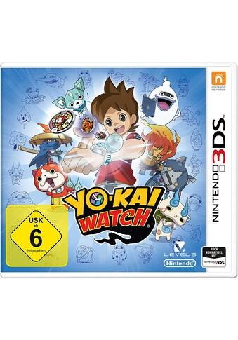 Nintendo Spiel »Yo-Kai Watch«, Nintendo 3DS kaufen