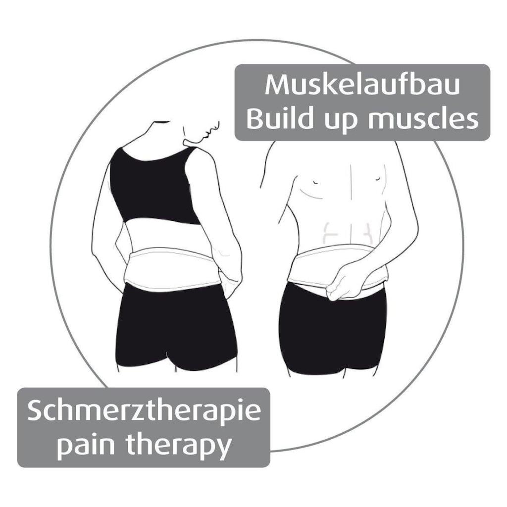 prorelax EMS-Bauchmuskeltrainer »93735 Therapiegürtel«, Zubehör für Tens und Ems Geräte