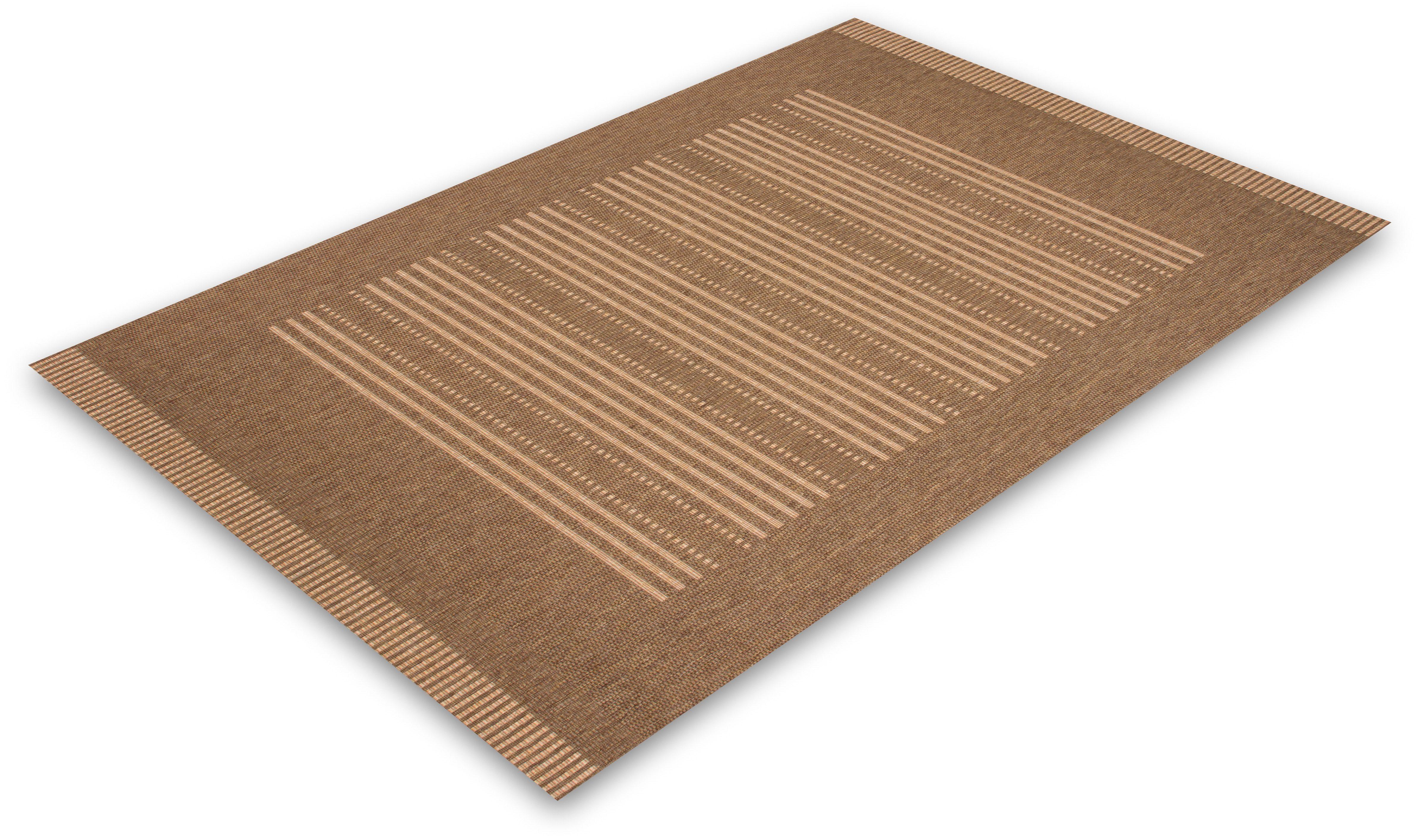 Teppich Finca 501 LALEE rechteckig Höhe 5 mm maschinell gewebt