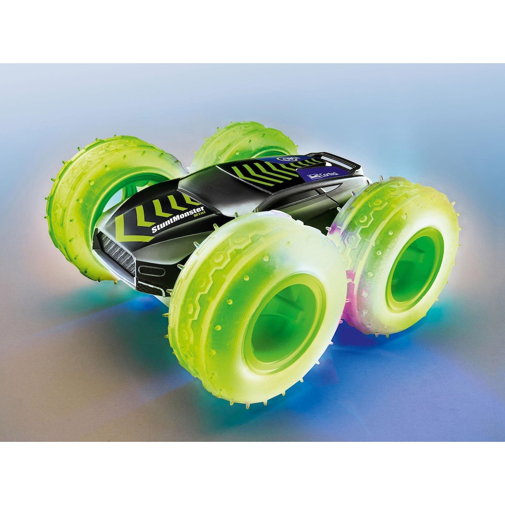 Revell® RC-Auto »Revell® control, Stunt Monster Mini«, mit LED-Beleuchtung
