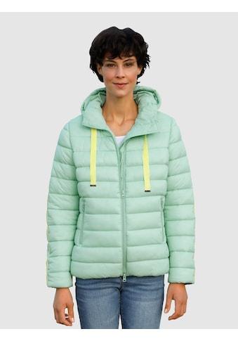 Dress In Steppjacke, mit Kontrastverarbeitung kaufen