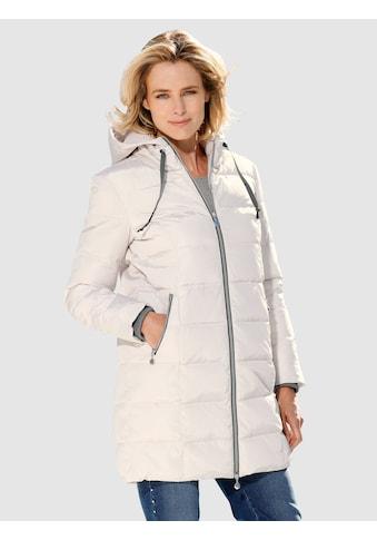 Dress In Longjacke mit Kapuze kaufen