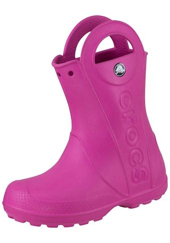 Crocs Gummistiefel »Handle It Rain Boot Kids« kaufen