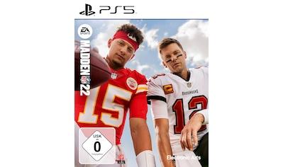 Electronic Arts Spiel »Madden NFL 22«, PlayStation 5 kaufen