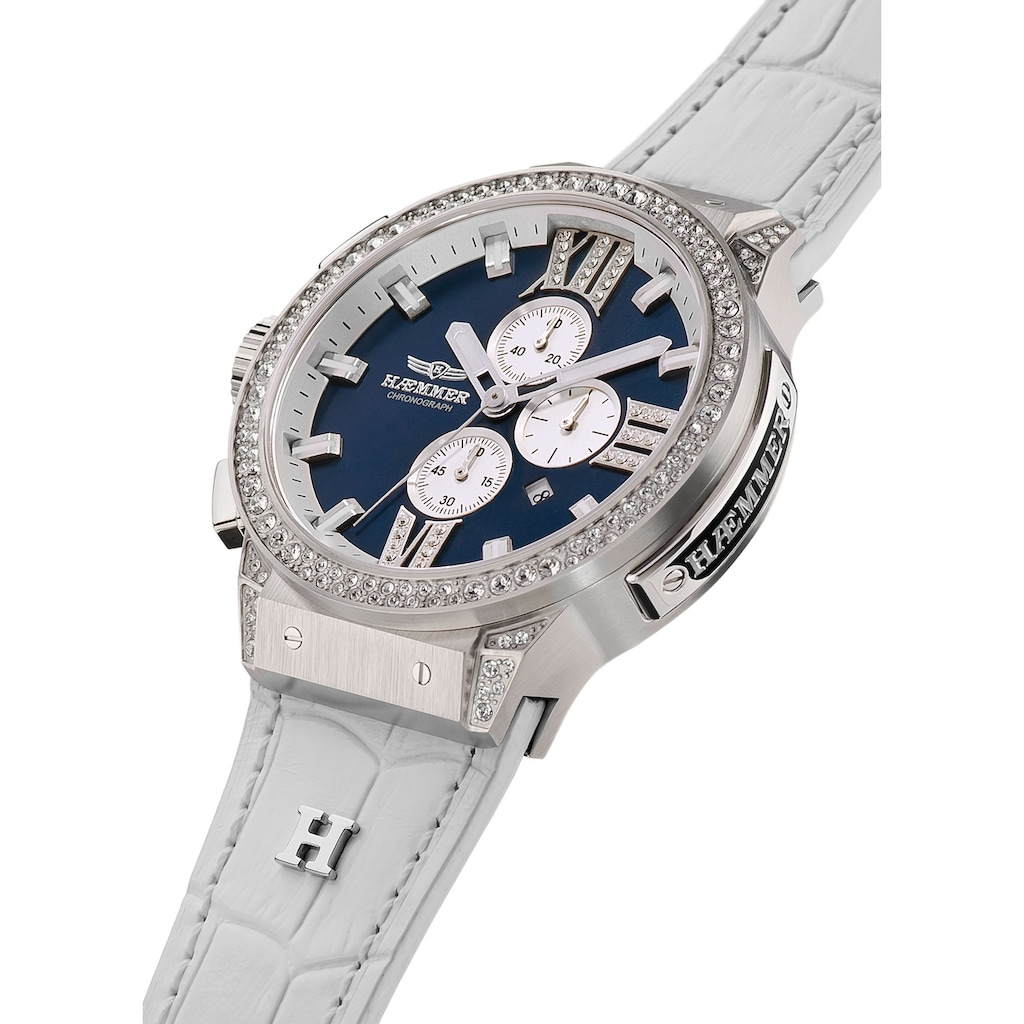 HAEMMER GERMANY Chronograph »BLUE MOON, E-003-W«