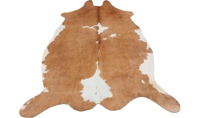 Fellteppich, »Chester«, MINT RUGS, fellförmig, Höhe 6 mm, maschinell gewebt kaufen
