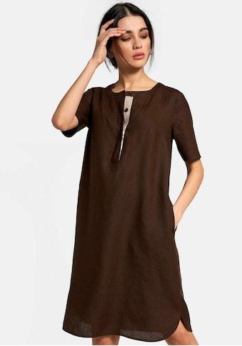 Peter Hahn Abendkleid »Kleid zum Schlupfen aus 100% Leinen« kaufen