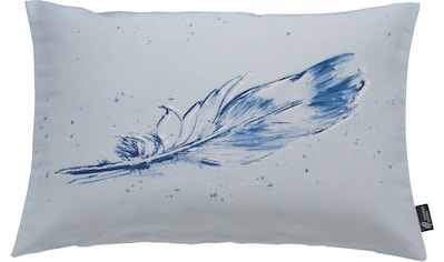 emotion textiles Kissenhülle »Tempera Feder«, (1 St.) kaufen