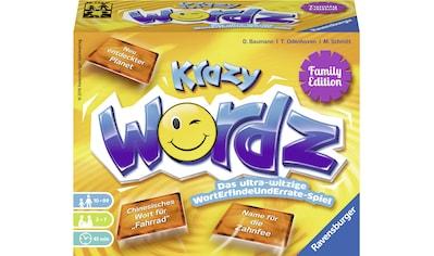 """Ravensburger Spiel, """"Krazy WoRDZ Family"""" kaufen"""
