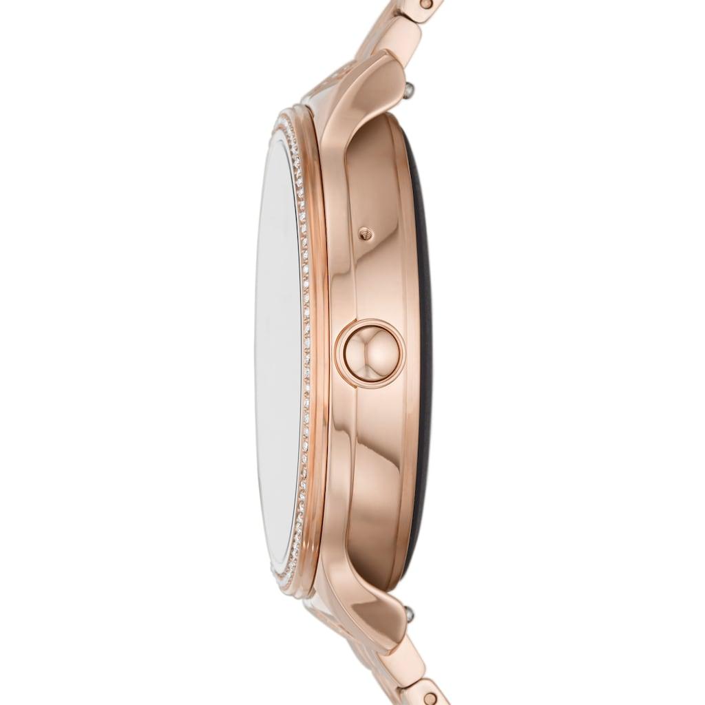 Fossil Smartwatches Smartwatch »GEN 5E SMARTWATCH, FTW6073«, (Wear OS by Google mit individuell einstellbarem Zifferblatt)