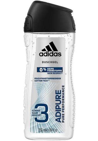 adidas Performance Duschgel »adipure«, (Spar-Set, 6 tlg.), für Männer kaufen