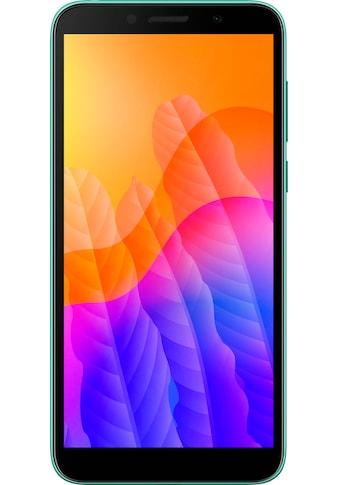 Huawei Y5P Smartphone (13,84 cm / 5,45 Zoll, 32 GB, 8 MP Kamera) kaufen