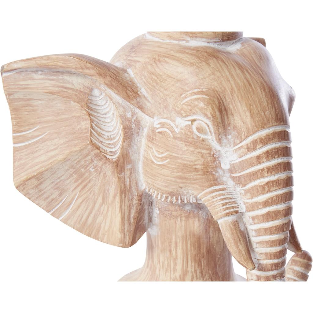 Home affaire Kerzenhalter »Elefant«