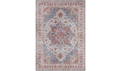 Teppich, »Anthea«, NOURISTAN, rechteckig, Höhe 5 mm, maschinell gewebt kaufen