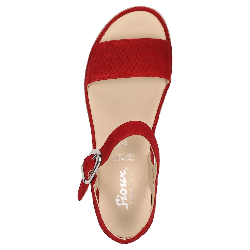 SIOUX Sandalette »Achara-700«