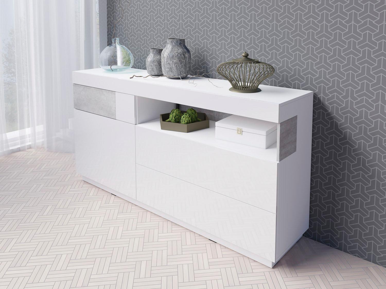 Sideboard SILKE Breite 169 cm