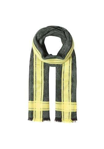 """Codello XL - Schal ,,Indian Summer"""" mit Baumwolle und Wolle kaufen"""