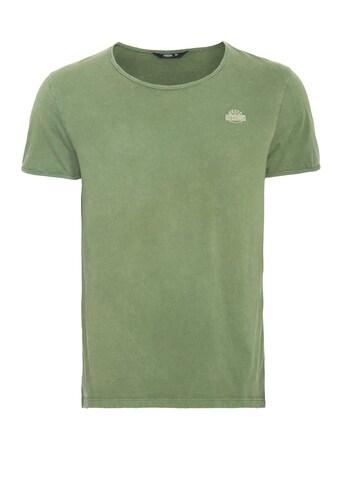 KingKerosin T-Shirt, mit »marble-effect« Waschung kaufen