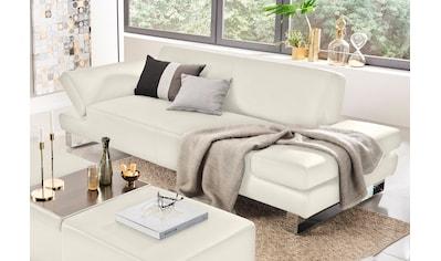 W.SCHILLIG 2-Sitzer »taboo«, mit Übertiefe, inklusive Armlehnenverstellung kaufen