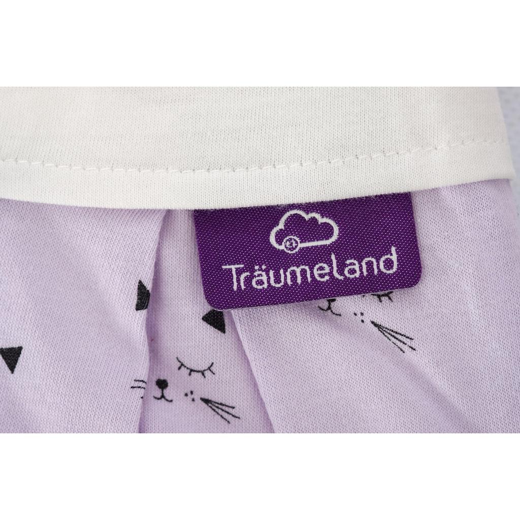 Träumeland Babyschlafsack »Set Schmusekatze«, (Packung, 3 tlg., 3er-Pack)