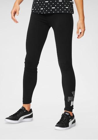 PUMA Leggings »Graphic High Waist Leggings« kaufen