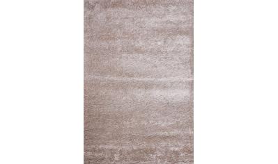 Hochflor - Teppich, »Columbus 606«, Festival, rechteckig, Höhe 45 mm, maschinell gewebt kaufen