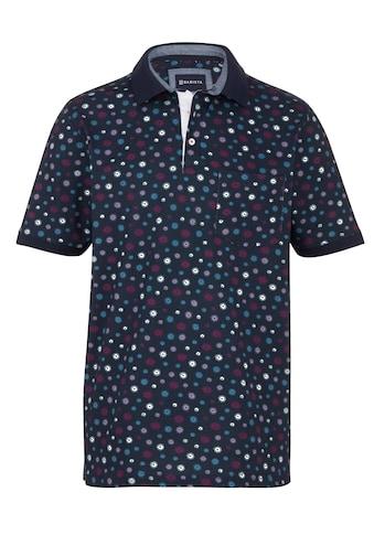 Babista Poloshirt, mit modischem Druckdessin kaufen