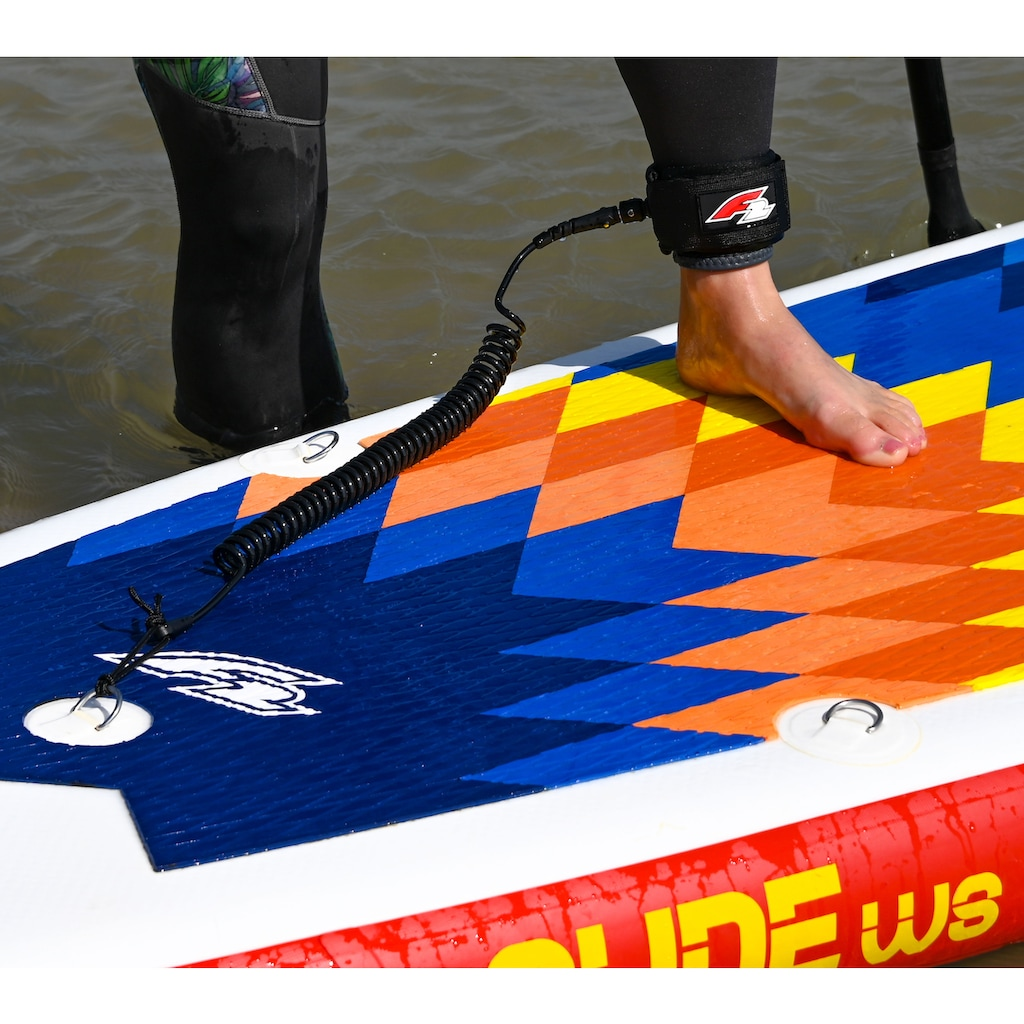 F2 SUP-Leash »F2 Leash for SUP -SailSurf 2020«