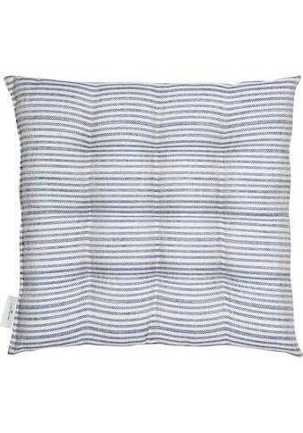 TOM TAILOR Stuhlkissen »Fresh Stripe«, mit modernem Nadelstreifendessin kaufen