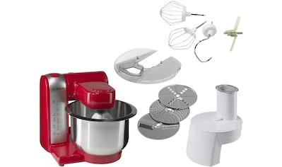 BOSCH Küchenmaschine MUM48R1, 600 Watt, Schüssel 2,7 Liter kaufen