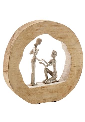 Deko-Objekt Mann und Frau kaufen