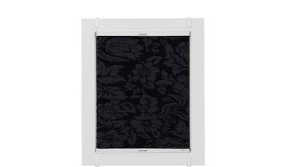 Plissee nach Maß, »Classic Style Fleur noir«, sunlines, Lichtschutz, ohne Bohren, verspannt kaufen