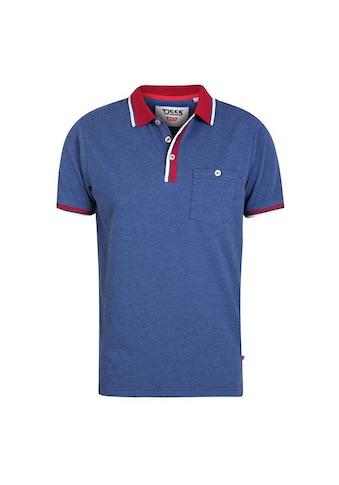 Duke Clothing T-Shirt »Herren Polo-Shirt Nigel Kingsize Pique« kaufen